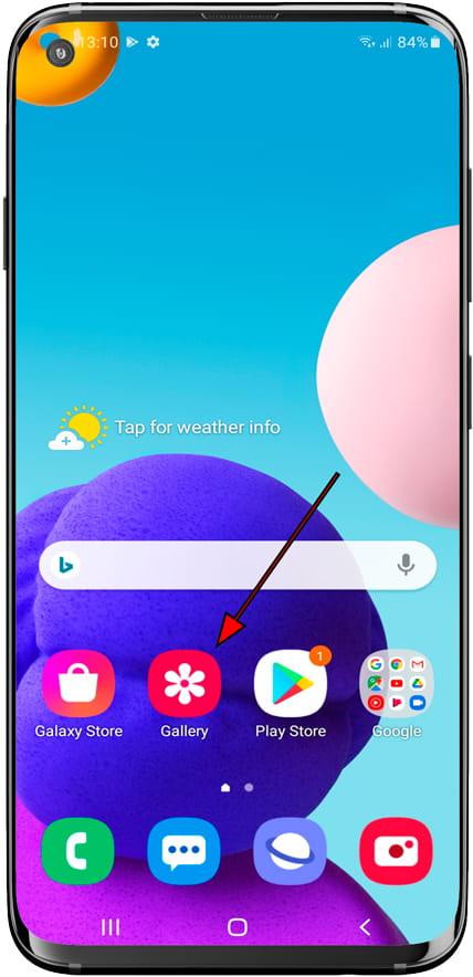 How To Make A Screenshot In Samsung Galaxy Tab S3 9 7