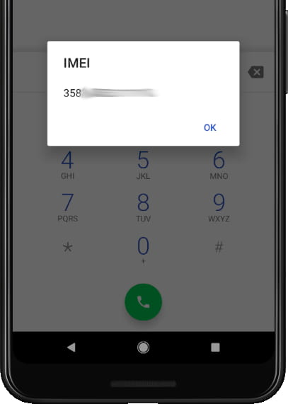 How To See The Imei Code In Sky Devices Sky Devices Elite 5 5m