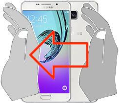 Screenshot in  Samsung Galaxy A7 (2016)